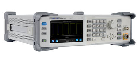 New RF Signal Generators from Saelig Company, Inc. Have a Frequency Range of 9kHz to 2.1GHz or 3.2GHz