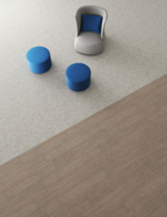 Latest EcoSystem PVC-Free Resilient Floor is Tested to Medical Stain and Chemical Resistance