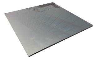 AGC New Solarshield Majestic Grey Glass Has a Visible Light Transmittance of 65 Percent