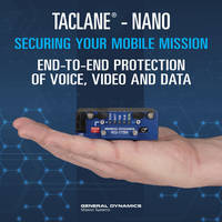 New Encryptor Features Small Form-Factor Mobility