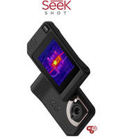Latest Seek Shot and ShotPRO Thermal Cameras are Embedded with SeekFusion Technology