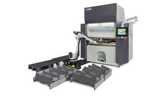 New Dyna-Cell Robotic Bending Cell is Embedded with CADMAN Software Suite