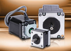 AutomationDirect Adds SureStep Stepping System Motors, Encoders and Inertia Dampers