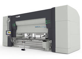 Latest ToolCell XT Press Brake is Linked to Central CADMAN Database