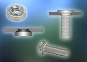 PEM® Self-Clinching Nuts and Studs for Use in High-Strength Thin Steel Sheets Provide Permanent Threads for Automotive Component Attachment Applications