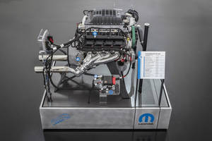 New Hellephant Mopar Crate Engine Uses Super Charger Concept