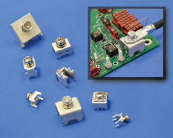 Block Master Presents High-Power PCB Screw Terminals with Tin Plated Brass