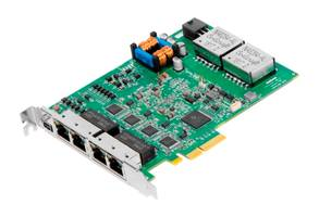 New Matrox Concord PoE Adaptor Card Features Trigger-over-Ethernet Capabilities