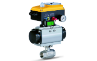 New DHS Electronic Air Main Charging Valve Features Monitoring and Alarm Capabilities
