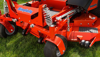 New Briggs & Stratton Simplicity Mowers Provide Professional