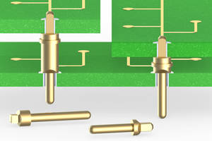 Mill-Max Releases Four Pins for PCB Plated-through Holes