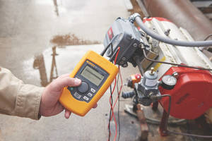 New Valve Tester from Fluke Reduces Test Time