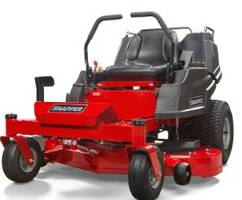 New 360Z Zero Turn Mower Comes with Vertical Stand-On End Capability