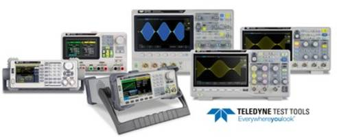 Teledyne LeCroy Partners with High-Service Distributors On Teledyne Test Tools (T3)-Branded Product Offerings