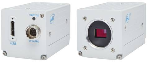 New Apex Series Color Cameras Feature USB3 Vision Interface