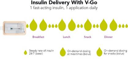 Valeritas' V-Go® Wearable Insulin Delivery Device Demonstrated Improved Clinical and Economic Benefits Across Established BMI Strata in Patients with Type 2 Diabetes Including Those Overweight and Obese