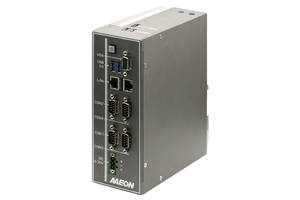AAEON Launches BOXER-6750 Box PC for SCADA Applications