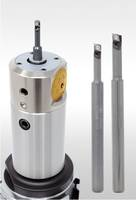 New Mini Indexable Boring Bar by BIG KAISER Allows for Small Component Machining