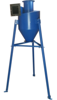 Aerodyne Launches Dust Hound Dust Collector Featuring Carbon Steel Construction
