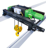 New Wire Rope Hoists Have a Maximum Load Capacity of 85 Tons