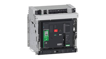 New Circuit Breaker from Schneider Electric Features Increased Safety Requirements