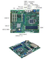 Latest IMB523 ATX Motherboard from Axiomtek Features Six SATA-600 with RAID 0/1/5/10