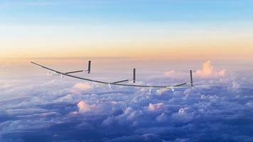 Latest Odysseus Autonomous Aircraft Utilizes Advanced Solar Cells