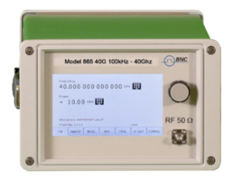 New Signal Generator from Berkeley Nucleonics Features Signal Generation from 100 kHz Up to 40 GHz