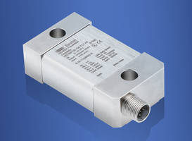 Baumer Launches DST55R Strain Sensor That is Made of Category C5-M Corrosion-Resistant Materials