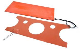 BriskHeat Expands Its Silicone Rubber Heating Blanket Options and Capabilities