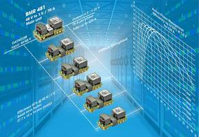 New BMR481 DC-DC Converter from Flex Power Modules Comes with Direct Conversion Technology