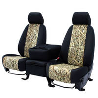 New Mossy Oak Camouflage Seat Covers Improve Vehicle Interior with Trending Design