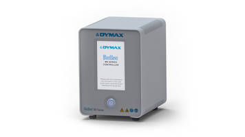 Dymax Presents BlueWave MX-Series Multichannel Controller with PLC Activation