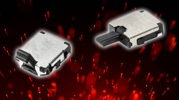 New FDSD and FDSE Side-Actuated Detect Switches are Designed for Vertical Side Detection Applications