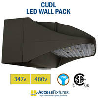 Access Fixtures Launches Cutoff LED Wall Packs with 646,000 Hours of Light Longevity