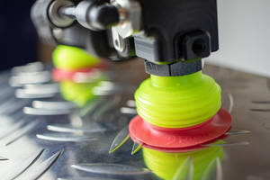Piab Introduces piGRIP Suction Cup with an Integrated High Flow Retainer