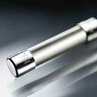 New SUT-H Ceramic Fuse is Offered with Rated Current Range Up to 50 A