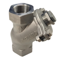 Flomatic Corporation Introduces Model 508S6 Ball Check Valves with Full-Ported Valve Seat