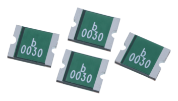 New 0ZCN Series Resettable PTC Fuses are Designed for Low Voltage Applications