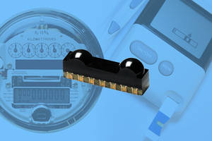 Vishay Releases New IR Transceiver Module that Supports Data Rates from 9.6 to 115.2 kbit/s (SIR)