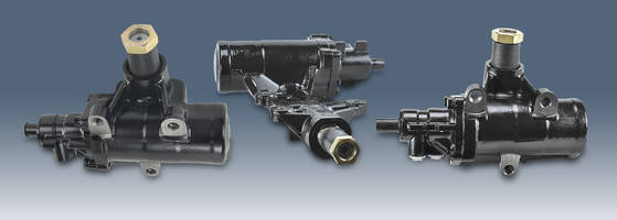 CRP Automotive Offers New AAE Steering Gear Boxes with Hard and Undersized Sector Shafts