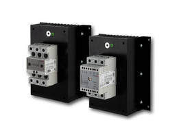 Carlo Gavazzi Launches New RGC3 Series Relays with Rated Voltage Up to 600 VAC
