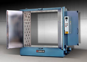 Grieve Release New Shelf Oven with Nichrome Wire Heating Elements
