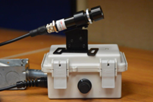 Latest Alignment Laser Systems are Offered with 2 m Long PVC-Jacketed Cable