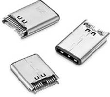 New WR-COM Series USB Connectors Offer 10,000 Mating Cycles