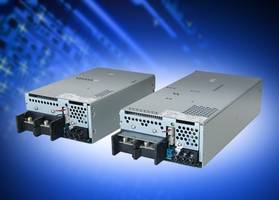New RWS1000B and RWS1500B AC-DC Power Supplies Come with Double Sided Board Coating