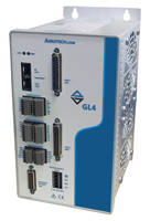 Aerotech Launches GL4 Scanner Controllers That Use Advanced Interpolation Electronics