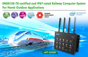 New Fan Free Embedded PC Designed Specifically for Railway Applications