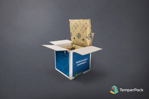 TemperPack Partners with Diplomat to Bring Curbside Recyclable Insulation to Life Science Shipments