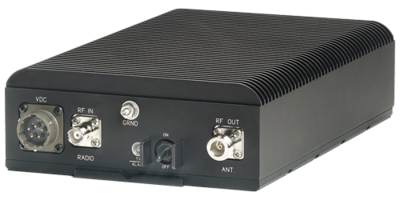 New AR-50SE Band-Switching RF Booster Amplifier Offers Automatic Band-Switching